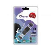 Memorie USB Akyta Smart OTG 32GB USB 2.0 Black