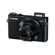 """Canon PowerShot G9X Appareil Photo Numérique Compact 20,2 Mpix Ecran LCD 3"""" Zoom Optique 3x Noir"""
