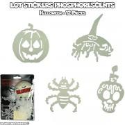 Stickers phosphorescents spécial Halloween