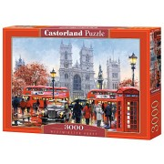 "Castorland Jigsaw Puzzle ""Westminster Abbey"" 3000 Pieces"