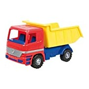 Lena Actros 7250 Plastic Dumper Truck