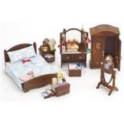 Jucarie Sylvanian Families Master Bedroom Set