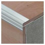 APP087 - Protectie treapta parchet din eloxALUM20, 8 mm