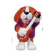 Webkinz Mini PVC Figure Rock 'n Roll Beagle [Toy]