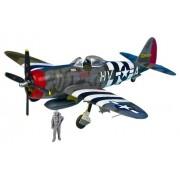 "Academy 1:48 - Republic P-47D Thunderbolt ""Gabreski"" Limited Edition Includes"