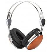 Elegantní sluchátka ze dřeva ESMOOTH ES-660CR