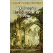 100 Favorite English and Irish Poems by Clarence C. Stowbridge