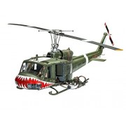 Revell - 04905 - Maquette D'aviation - Bell Uh-1b - 123 Pièces-Revell
