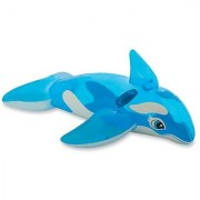Intex Lil Whale Ride-On 60 X 45 for Ages 3+