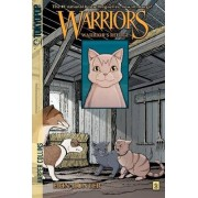 Warriors: Graystripe's Adventure #2: Warrior's Refuge [Manga] by Erin Hunter