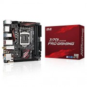 Asus Z170I Pro Gaming Carte Mère Intel Z170 Mini-ITX Socket 1151