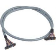 Discrete i/o connecting cable - 1 m - for modular base controller - Interfete si relee-abr/abs - ABFT26B100 - Schneider Electric