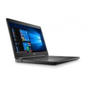Dell Lati 5480/Core i7-7600U/8GB/256GB SSD/14.0' FHD/Intel HD 620/SmtCd/Cam/WLAN + BT/Backlit Kb/4 Cell/W10Pro/vPro