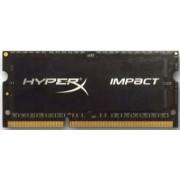 Memorie Laptop HyperX Impact 16GB Kit 2x8GB DDR3 1600MHz CL9