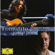 Tomatito - Sonanta Suite( Internatio (0602527403786) (1 CD)