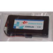 Intellect IP2300 Transmitter LiPo 11.1V 2300mAh fits Futaba / KO