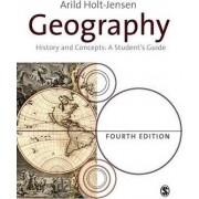 Geography by Arild Holt-Jensen