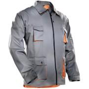 Geaca de lucru Lhasa - Gri / Orange