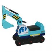 G21 Játék kotrógép, kék