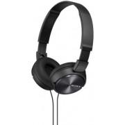 Casti Stereo Sony MDRZX310B, Jack 3.5mm (Negru)