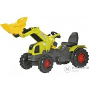 Tractor cu pedale și cupă Rolly FarmTrac Claas Axos 340