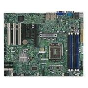 SUPERMICRO X9SCA-F - Carte-mère - ATX - Port LGA1155 - C204 - 2 x Gigabit LAN - carte graphique embarquée
