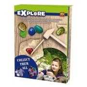 SES-25021 Gioco educativo, scienza e natura, Cerca la tua pietra preziosa