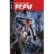 Rai: Battle for New Japan Volume 2 by Clayton Crain