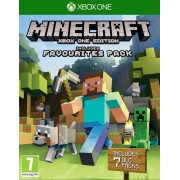 Игра Minecraft Favourites Pack за Xbox One (на изплащане)