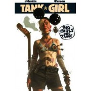 Tank Girl: Two Girls One Tank: Part 1 by Alan Martin