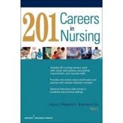 201 Careers in Nursing by Joyce J. Fitzpatrick