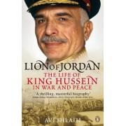 Lion of Jordan by Avi Shlaim