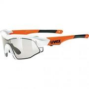 Uvex Variotronic s - gafas de sol (Unisex, Plaza, Deporte, Semi rimless, Vidrio)