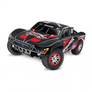 Traxxas 68086 Slash 4X4 4WD Electric Short Course Truck Ready-To-Race Trucks (1/10 Scale), Colors Ma