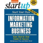 Start Your Own Information Marketing Business by Robert Skrob
