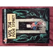 Les Aventures De Tintin, Vol 714 Pour Sydney