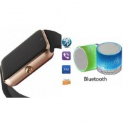 YSB Music Mini Bluetooth Speaker(S10 Speaker) And GT08 Watch for GIONEE ELIFE E5