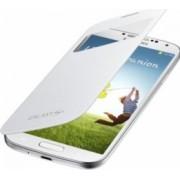 Husa Flip S-View Samsung Galaxy S IV i9500 i9505 White