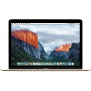 "Laptop Apple MacBook 12 (Procesor Intel® Dual Core™ M5 (4M Cache, 1.2GHz up to 2.70 GHz), Skylake, 12"", 8GB, 512GB SSD, Intel HD Graphics 515, Mac OS X El Capitan, Layout INT, Gold)"