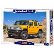 Puzzle Hummer H2, 120 piese