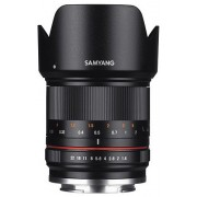Samyang 21mm f/1.4 ED AS UMC CS (Canon M)
