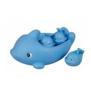 Kinder dolfijntjes voor in bad