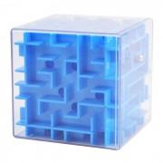 HM1602C 3D Torneado Laberinto 720 Grado / Cubo Magico - Azul