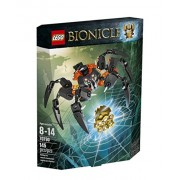 LEGO Bionicle Lord of Skull Spiders Toy(Discontinued by manufacturer) by LEGO