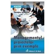Managementul proiectelor prin exemple.
