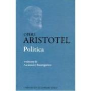 Politica - Aristotel - Trad Alexander Baumgarten