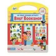 Busy Bookshop: My First Sticker Activity by Marion Billet