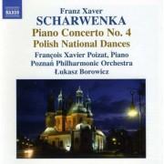 F.X. Scharwenka - Piano Concerto No.4 (0747313263776) (1 CD)