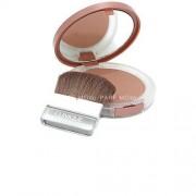 Clinique True Bronze Pressed Powder Bronzer 9,6g Грим за Жени Компактна пудра Нюанс - 02 sunkissed