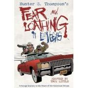 Hunter S. Thompson's Fear and Loathing in Las Vegas by Troy Little